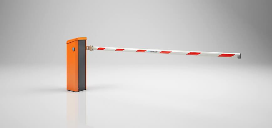 Bariery dostępu magnetic